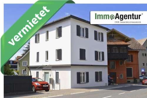 1-Zimmerwohnung in Götzis zur Miete