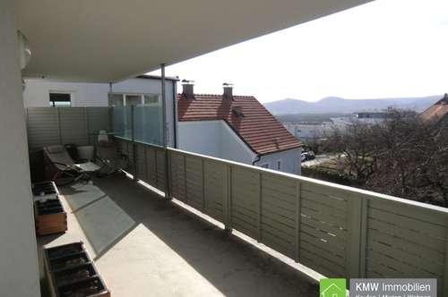 Penthouse: besonderes Wohnen in Top Aussichtslage über Krems