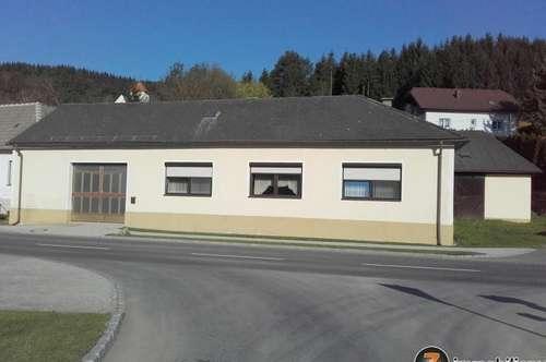 Ortsteil von Stadtschlaining: Bezugsfertiges Haus in zentraler Lage