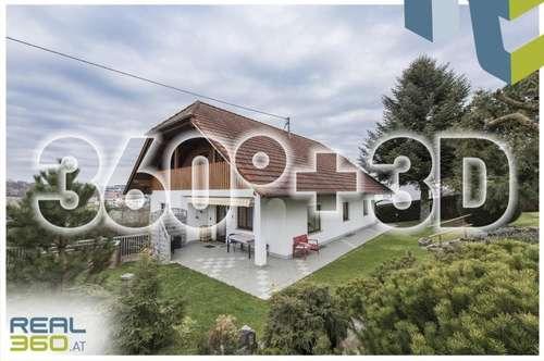 Großzügiges Einfamilienhaus mit Pool und liebevoll gestaltetem Garten in Allhaming zu verkaufen!!