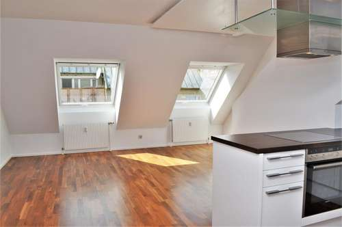 Lebe deinen Traum: Die exquisite Dachgeschossmaisonette machts möglich!
