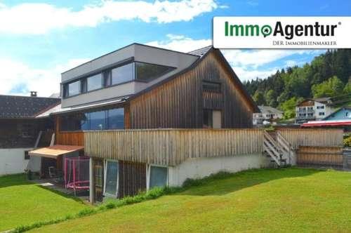 Idylische 4-Zimmer Maisonettenwohnung mit großzügiger Terrasse in Doren
