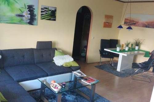 Drei Zimmer Wohnung 78m² im EG zum Vermieten