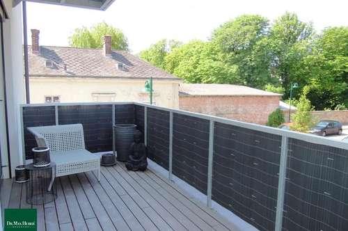 Tolle Mietwohnung mit großem Balkon