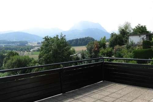 Wohnung mit Terrasse, Garage und Eigengarten