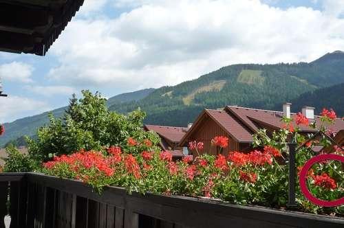 Reizende, möblierte Eigentumswohnung mit Terrasse in schöner Lage