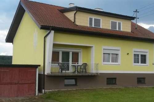 Einfamilienhaus in ruhiger Grünlage