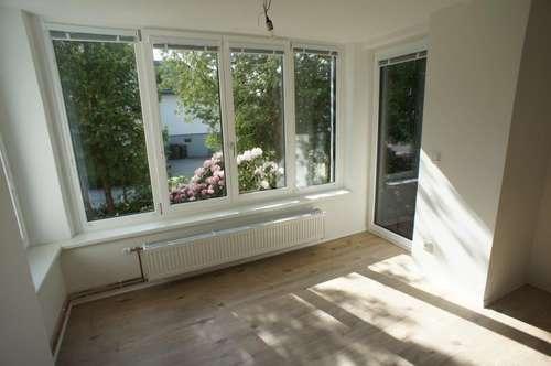 Erstbezug nach Sanierung in ruhiger Erdgeschoßwohnung