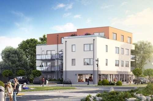 Moderne Eigentumswohnungen im Wohnpark Sierninghofen