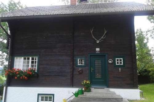 Traumhaftes Chalet/Jagdhaus ....Peter Roseggers Waldheimat/Semmering !