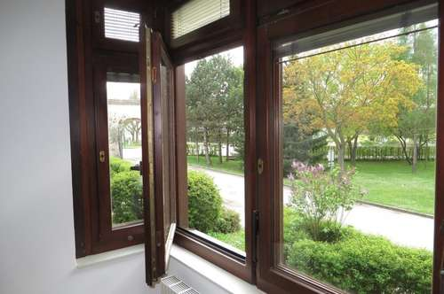 Wohnen in sanierten Wohnungen am Südufer der Weinviertler Berge. 3 Zimmer. Typ II. Gartenoption.