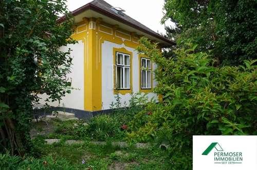 adaptiertes Wohnhaus mit Stil