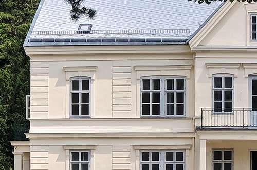 Sanierte historische Villa