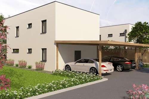 TYP C/1: Seiersberg/Pirka - Einfamilienhäuser - Wohnbauförderungsfähig tw1