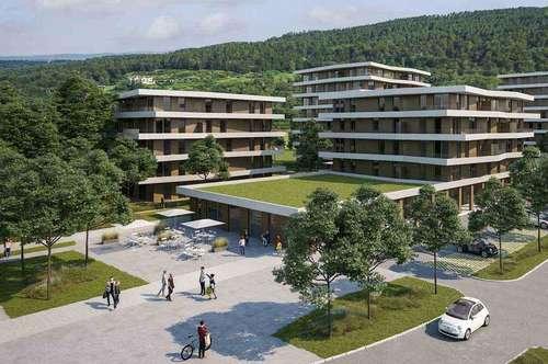 Sonnige 2-Zimmerwohnung in See- und Uninähe!