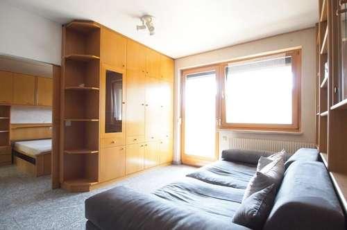 7000 Eisenstadt: Gemütliche 2 Zimmerwohnung mit Loggia inkl. Parkplatz vor dem Haus!
