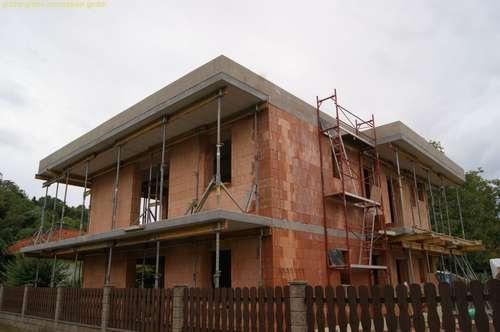 Lebenswertes Wohnen in Seiersberg - in der Bauphase