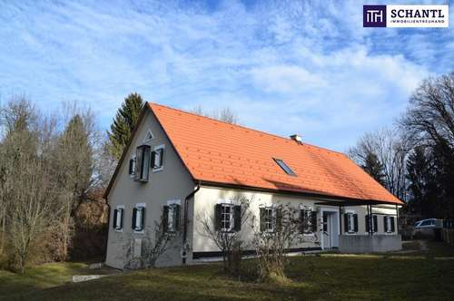 **ITH #IDYLLISCH! Liebevoll generalsaniertes Bauernhaus + Grandioser Fernblick + Absolute Ruhelage + Riesengrundstück in St. Marein bei Graz!