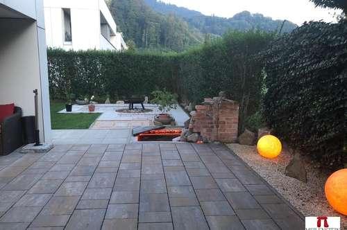 Exclusive 3 Zimmer Garten - Terrassenwohnung Dornbirn