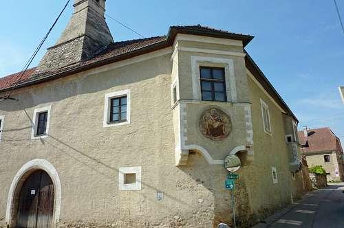 Weltkulturerbe Wachau: Historisches Gebäude mit Seltenheitswert