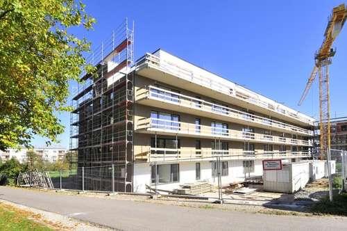 ERSTBEZUG - 51 m² - Mietwohnung auf der Ennsleite