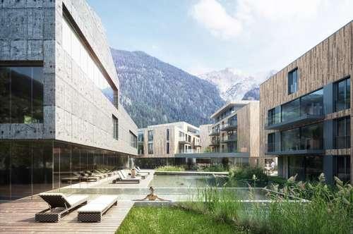 Ötztal: 2 Zimmer-Luxus-Appartement in Oetz, 100 Meter zur Hochoetz Bahn
