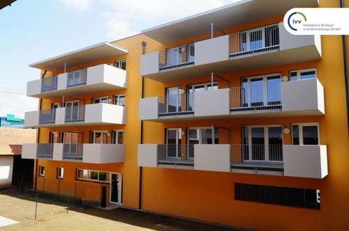 Neuwertige 2 Zimmer Wohnung mit großem Balkon - 3 . Obergeschoß - Kärntner Straße 538 - Top 40