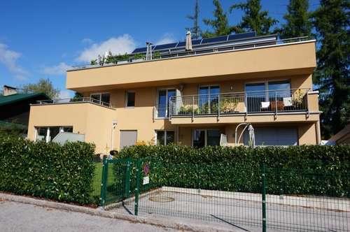 Aigen: 3-Zimmer-Wohnung mit großer Südwest-Terrasse!