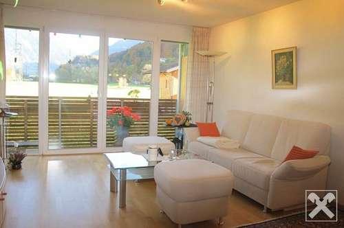 Sehr gepflegte 2 Zimmer Wohnung in Bartholomäberg