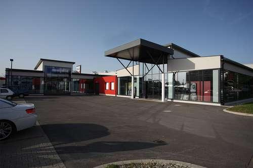 Klagenfurt- Geschäftsgebäude mit top Ausstattung in erstklassiger Lage zu vermieten oder zu verkaufen!