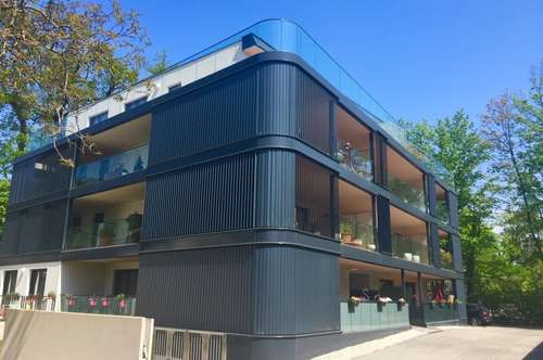 EG Wohnung mit toller Terrasse
