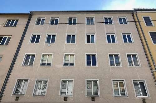 CITY-LIFE - 2-Raum Mietwohnung im Herzen von Linz