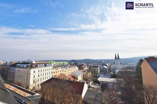 Worauf warten Sie noch? Tolle Raumaufteilung + Traumblick + Ideale Infrastruktur! Ab ins Dachgeschoss - Happy to live here!
