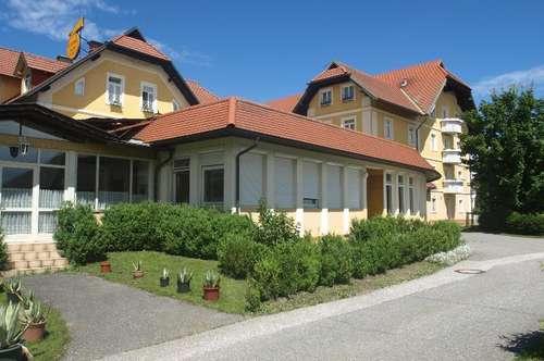 Hotelanlage in St. Kanzian am Klopeinersee