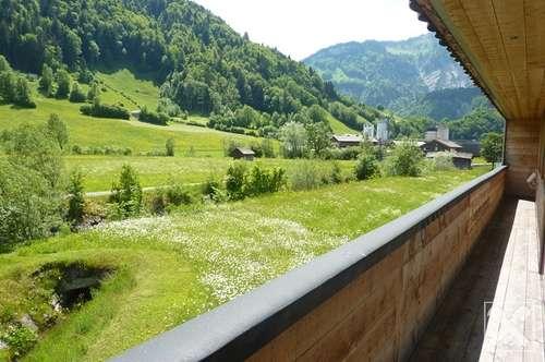 Wohnen im Bregenzerwald! sonniges Grundstück mit Wohnhaus