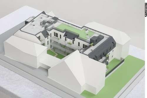 4-Zimmer-Wohnung mit hellem Balkon und Loggia, Top 06