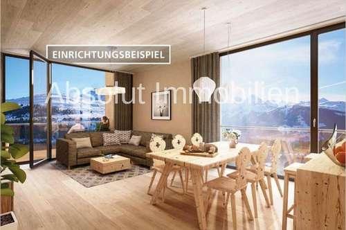 SKI IN SKI OUT! Neues Bauvorhaben inmitten der Zillertal Arena! 15 Wohnungen im alpenländischen Stil