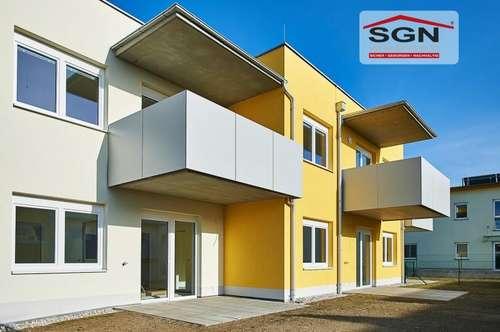 Terrassenwohnung für Familie