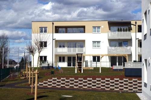 Neubau von geförderten Eigentumswohnungen