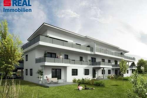 Moderne Terrassenwohnungen in Neutillmitsch - Nähe Leibnitz