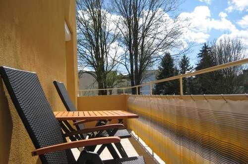 Nahe Stadtzentrum  ruhige 3ZI+Balkon+PP  mit Gartennutzung