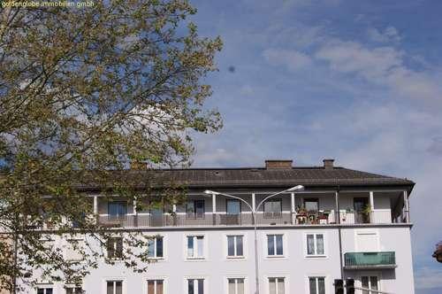 Eigentumswohnung mit Blick über Klagenfurt