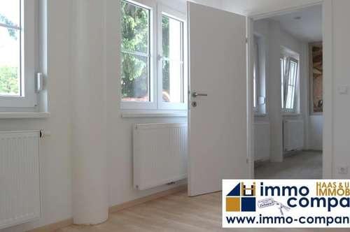 Kuschelige klein Wohnung in Wiesen - Erstbezug nach Komplett-Sanierung