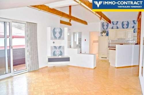 Geräumige 4 Zimmer-Whg. im Obergeschoss eines gepflegten Zweifamilienhauses am Stadtrand von Krems