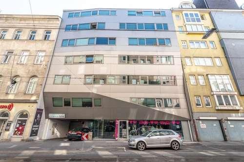 3 Zimmer Maisonette Wohnung mit südseitiger Loggia !! (Kaiserstraße)