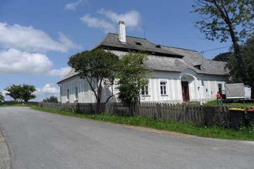 Ehemaliges Försterhaus Aschelberg 14, 3650 Aschelberg/Pöggstall im Baurecht