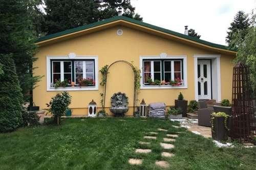 Top gepflegtes Kleingartenhaus in bester Ober St.Veiter Ruhelage