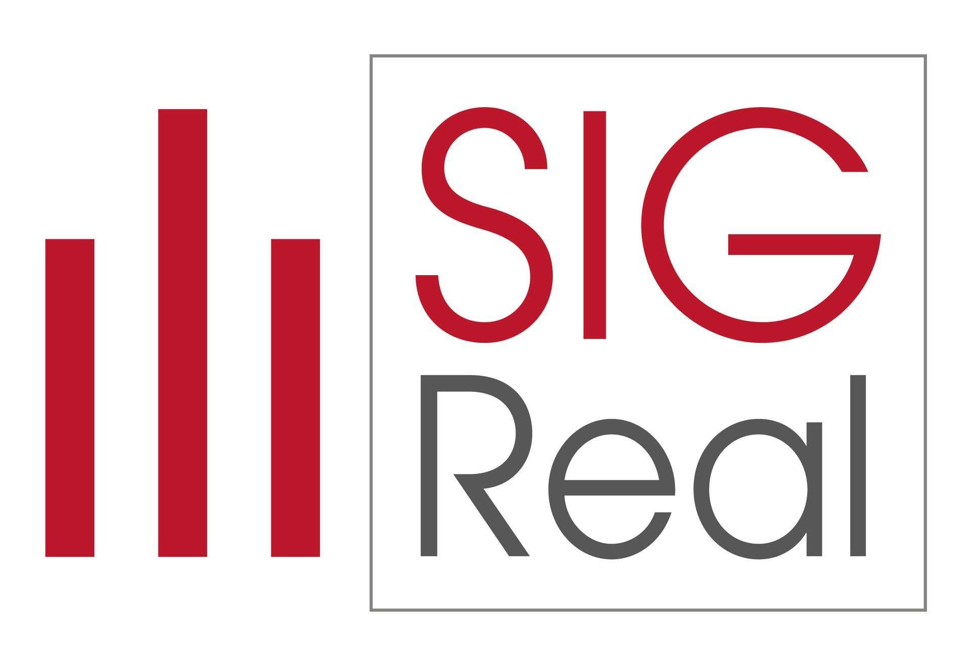 Makler SIG-Real Freude an Immobilien e.U. logo