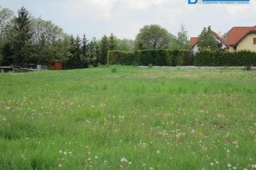 3743 Röschitz: Sonnige Bauparzellen