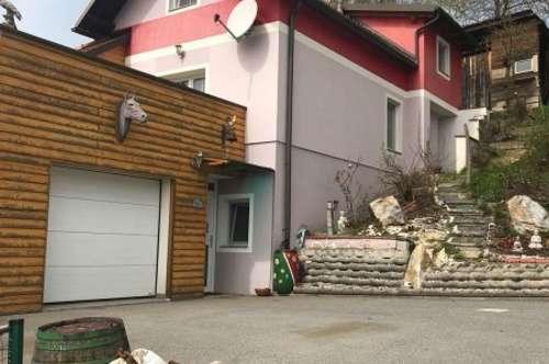 Pöllau Einfamilienhaus in erhöhter Lage mit wunderbaren Ausblick